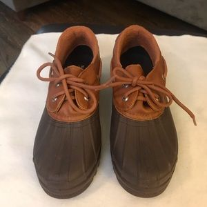 Sperry Boat Shoes Heavy Duty 8.5 Brown